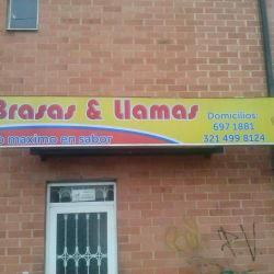 Asadero Brasas & Llamas en Bogotá