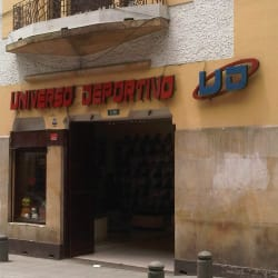 Universo Deportivo en Bogotá
