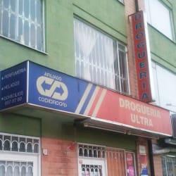 Droguería Ultra Calle 151 en Bogotá