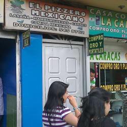 El Pizzero Mexicano en Bogotá