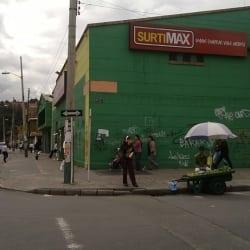 Surtimax Calle 129 en Bogotá