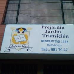 Colegio San Adrian en Bogotá