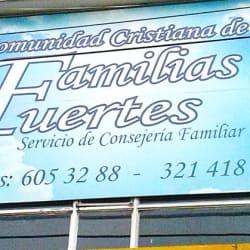 Comunidad Cristiana de Familias Fuertes en Bogotá