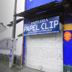 Paper Clip en Bogotá