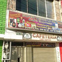 Súper Tienda La 139 Café Express en Bogotá