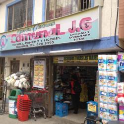 Supertiendas Comunal J.G. en Bogotá