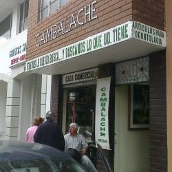 Cambalache Casa Comercial en Bogotá