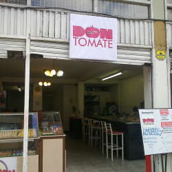 Don Tomate en Bogotá