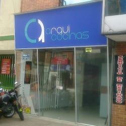 Arqui Cocinas en Bogotá