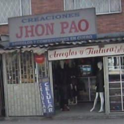 John Pao en Bogotá