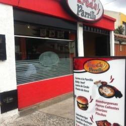 Fred's Parrilla en Bogotá