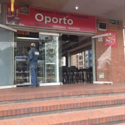 Oporto  en Bogotá
