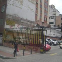 Parqueadero Público Park Center en Bogotá