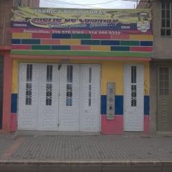Fábrica De Pinturas Pintarte De Colombia en Bogotá