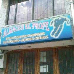 Almacén El Profe en Bogotá