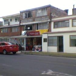 Pako Mer en Bogotá