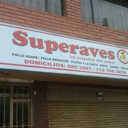 Superaves G&G  en Bogotá