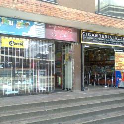 Peluquería Malu Calle 100 en Bogotá