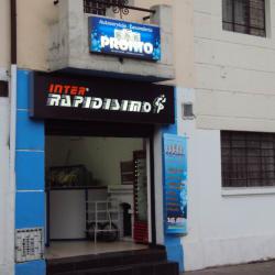 Autoservicio Lavandería Pronto en Bogotá