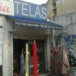 Telas Carrera 17 con 53 en Bogotá
