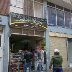 Pasaje Comercial en Bogotá