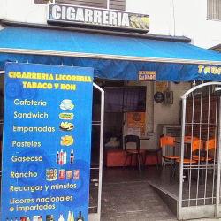 Cigarrería Licorería Tabaco y Ron en Bogotá