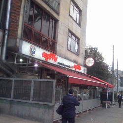 Pastelería Moffis en Bogotá