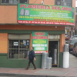Plomería del Norte  en Bogotá