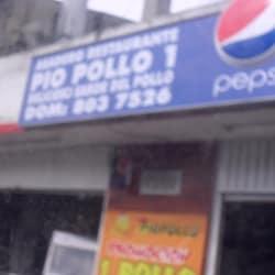 Pio Pollo en Bogotá