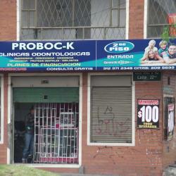 Proboc Clínica Odontologica  en Bogotá
