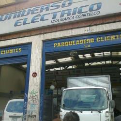 Universo Eléctrico en Bogotá