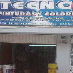 Tecno Pinturas y Colores en Bogotá