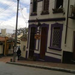 Destino Nómada Hostel en Bogotá