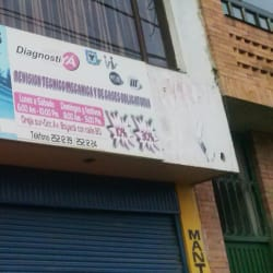 Diagnosti Ya en Bogotá