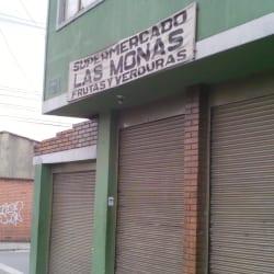 Supermercado Las Monas en Bogotá