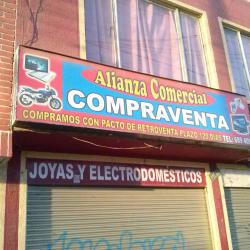 Compraventa Alianza Comercial en Bogotá