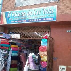 El Palacio De Las Telas en Bogotá