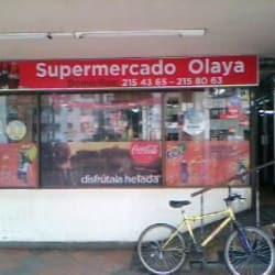 Supermercado Olaya en Bogotá