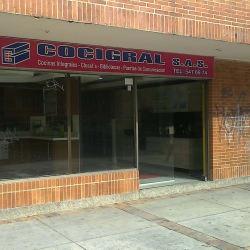 Cocigral S.A.S. en Bogotá