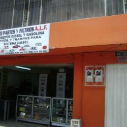 Auto Partes y Filtros A.L.F en Bogotá