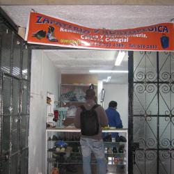 Zapatería y Ortopédica en Bogotá