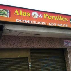 Alas & Perniles en Bogotá