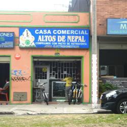 Casa Comercial Altos De Nepal en Bogotá