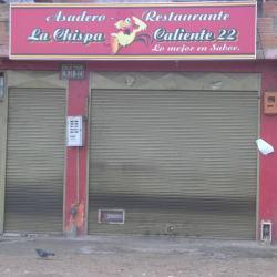 Asadero Restaurante La Chispa Caliente 22 en Bogotá