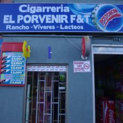 Cigarrería El porvenir F y T  en Bogotá