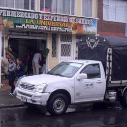 Supermercado y Expendio de Carnes La Universal en Bogotá