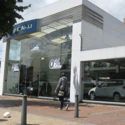 Subaru Avenida 19 en Bogotá