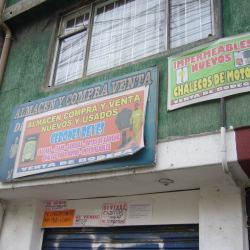Almacén Compra y Venta Cerones Reyes en Bogotá
