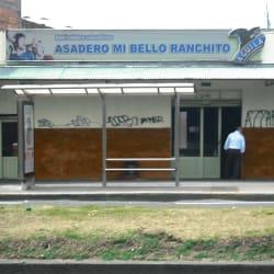 Asadero Mi Bello Ranchito en Bogotá