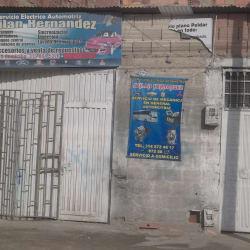 Servicio Eléctrico Automotriz Avilan Hernández en Bogotá